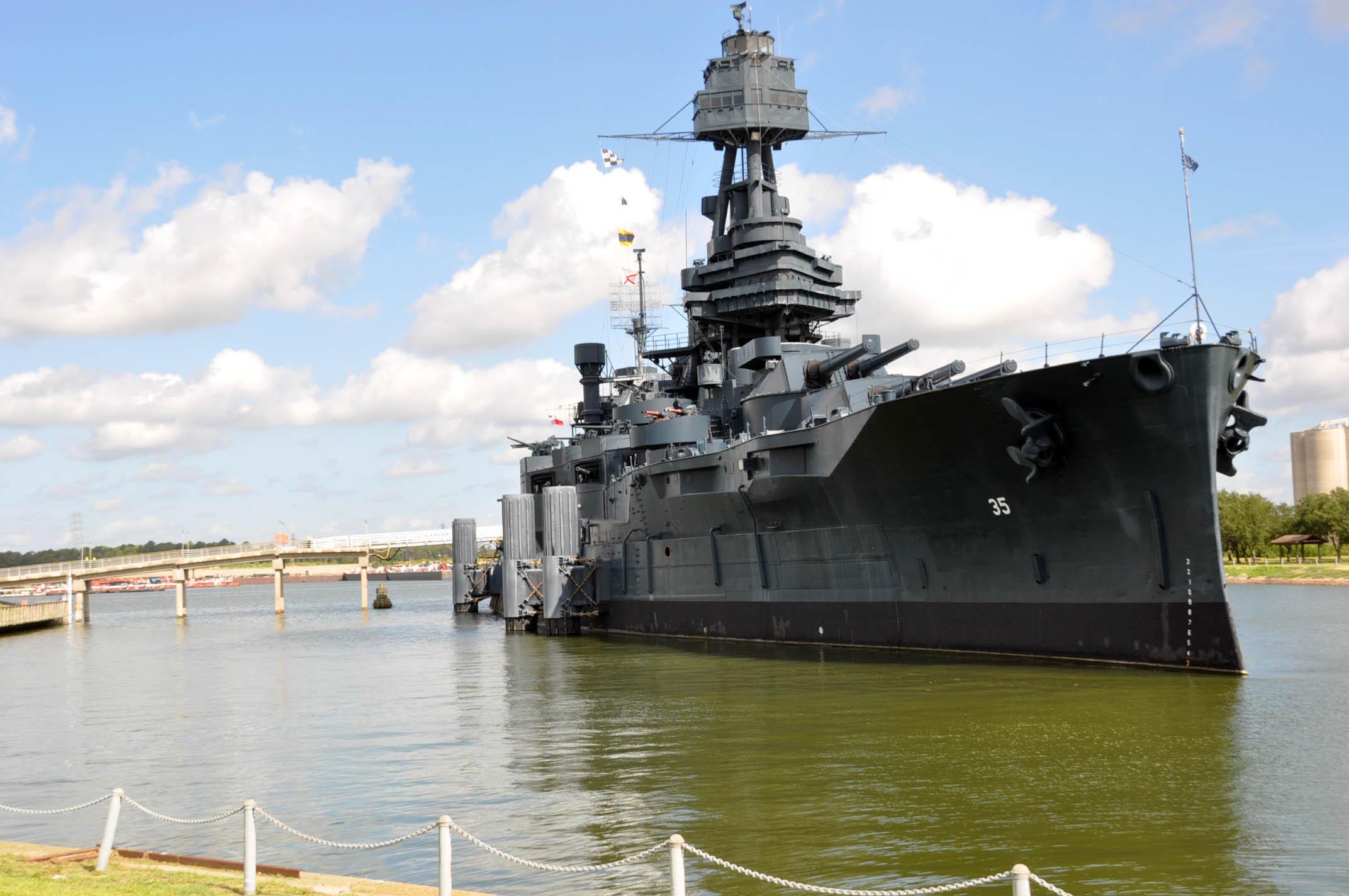 Battleship Texas State Historic Site 2019 Roverpass