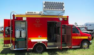 Ambulance Conversion 1