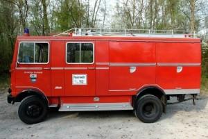 Firetruck Conversion 1