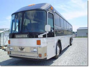 Greyhound Bus Conversion 1