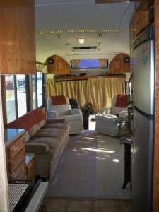 Greyhound Bus Conversion 5