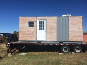 Shipping Container Conversion 1
