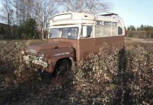 Viking School Bus Conversion