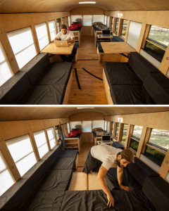 School Bus Conversion 4