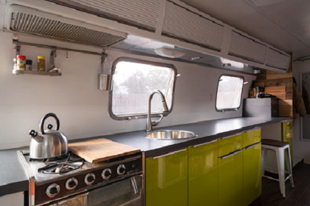 20 Airstream Renovation Travel Trailer Hacks - RoverPass