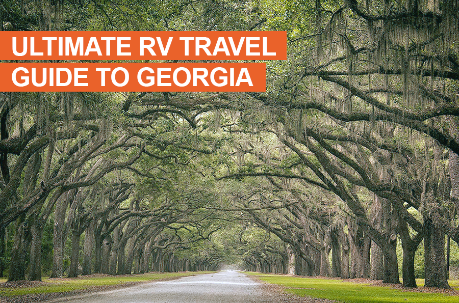 Georgia RV Guide