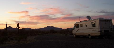 Arizona RV Road Trip Planner RoverPass