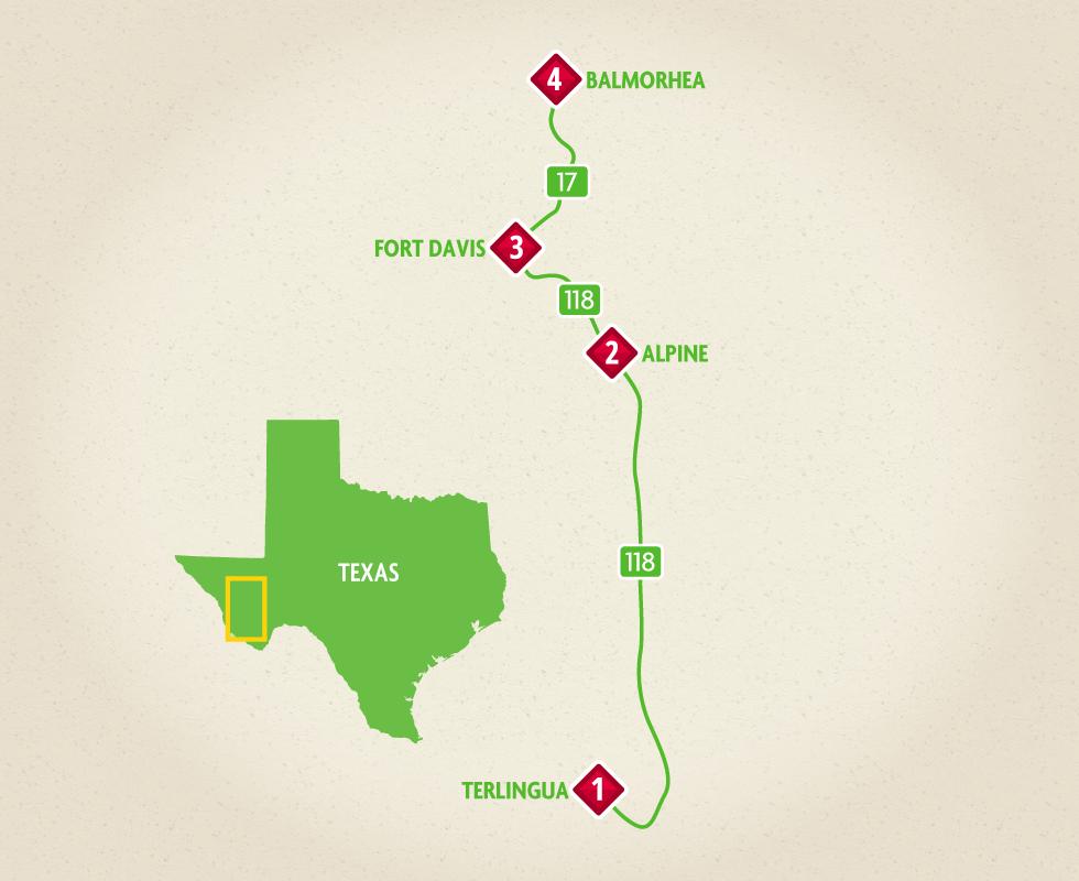 Texas RV Road Trip Planner