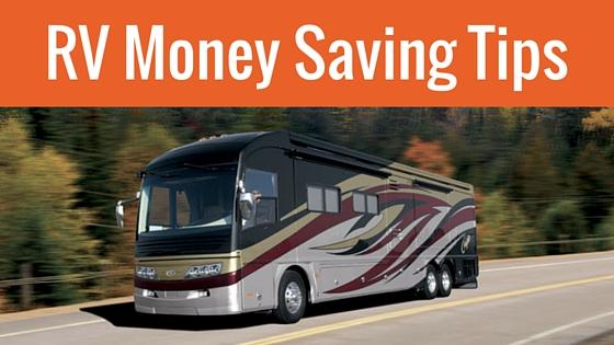 RV Money Saving Tips