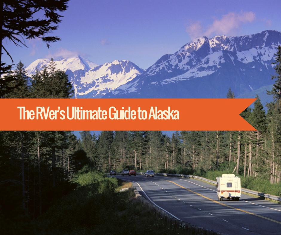 Alaska RV Road Trip Planner - RoverPass