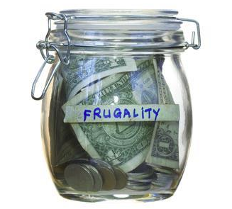 Frugal Tips Jar