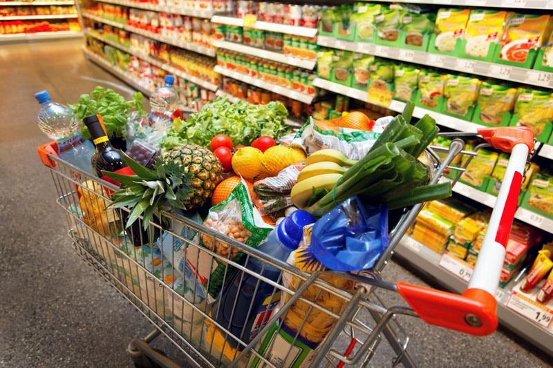 RV Grocery Shopping