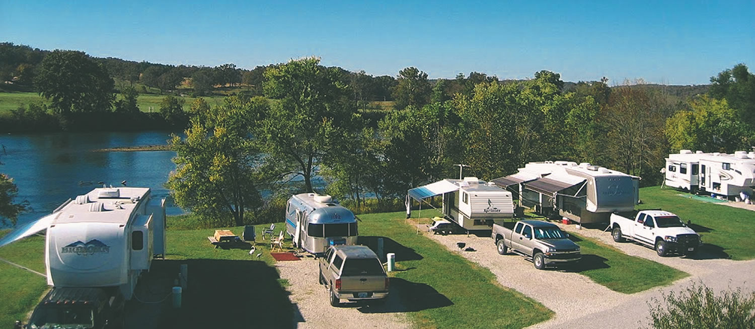RV Parks And Campgrounds In Arkansas