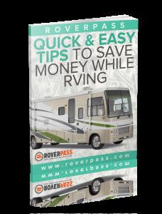 Money Saving Tips For RVers