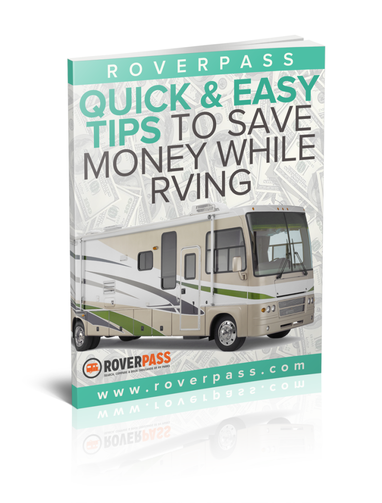 Money Saving Tips For RVers