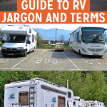 Guide to RV Jargon and Terms