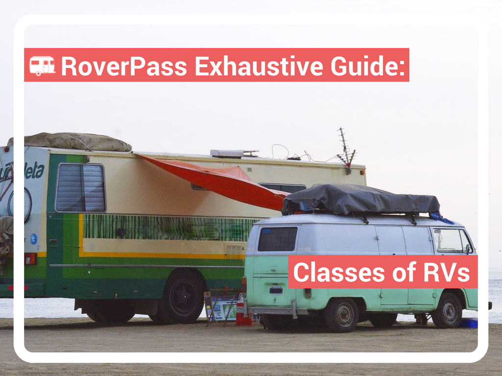 The Exhaustive Guide to RV Classes
