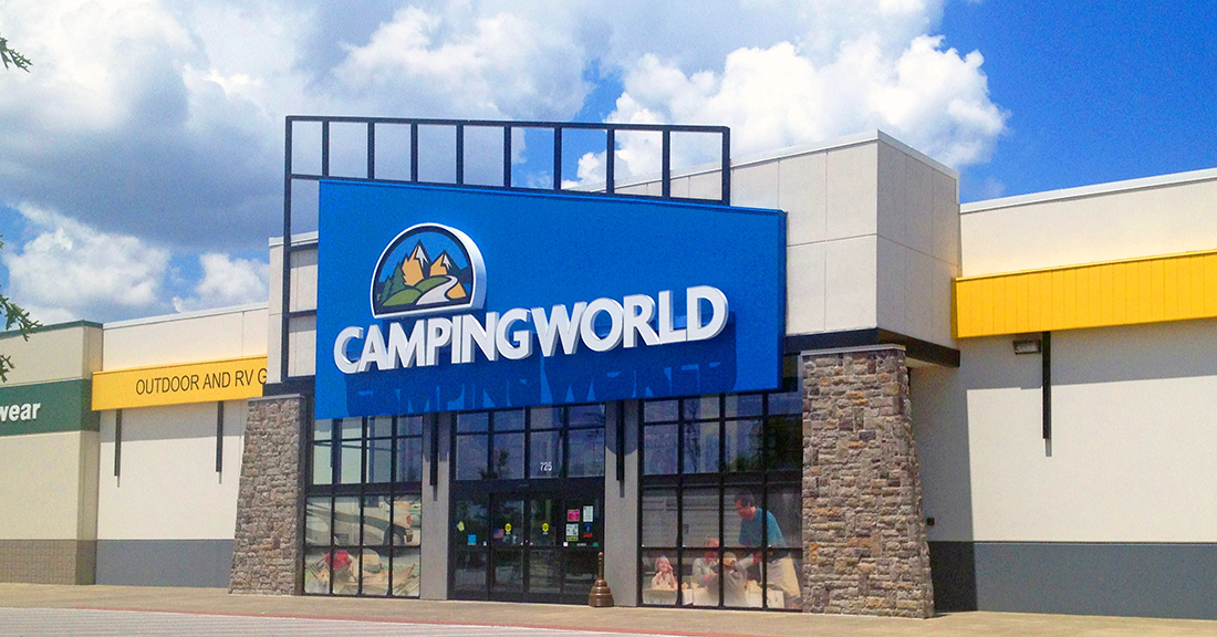 RV Retailer Camping World is Preparing their IPO