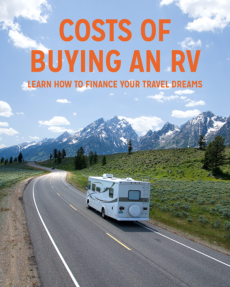 Cost of Buying an RV