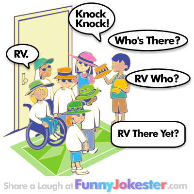 knock knock RV joke