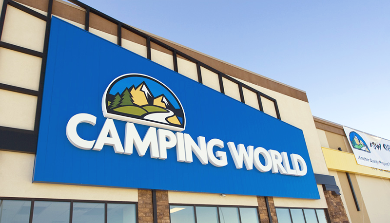 Camping World Files for IPO