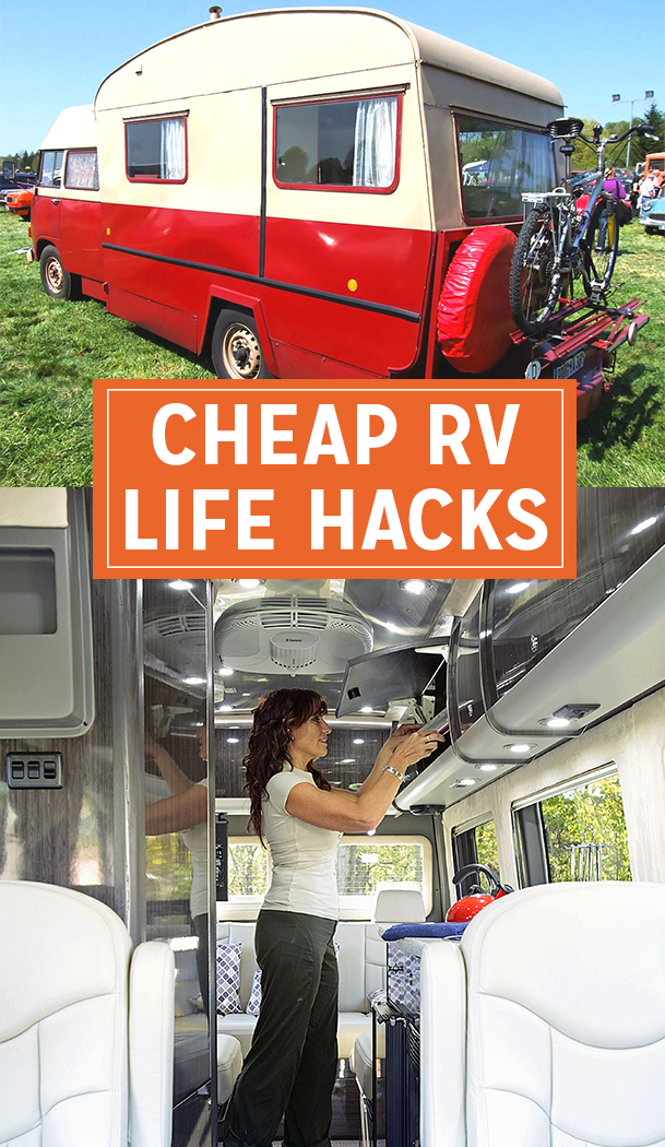 Cheap RV Life Hacks6 min read