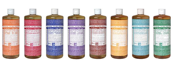 DIY Mosquito Repellent - Castile Soap