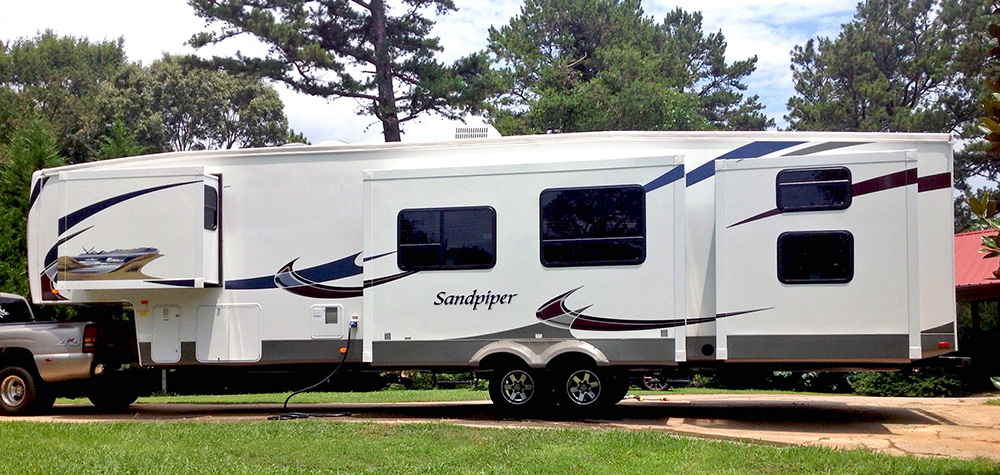Why We Bought a Fifth Wheel