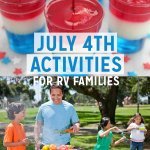 July 4th Activities For RV Families
