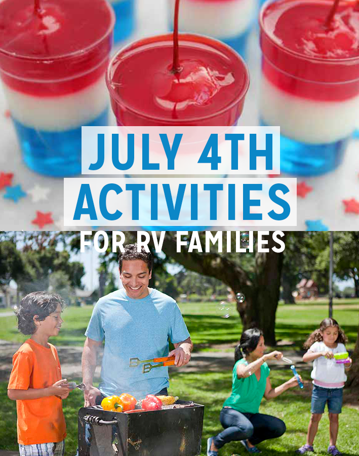 July 4th activities
