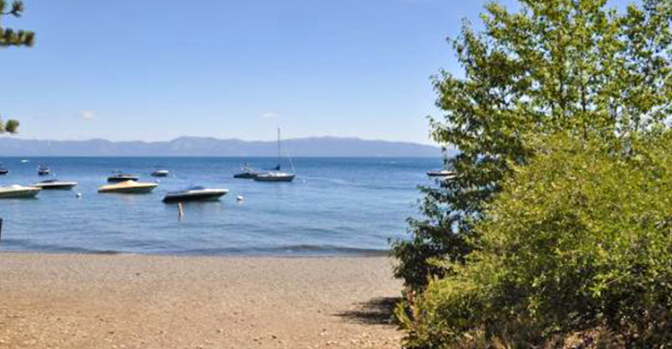 Lake Tahoe RV Park - William Kent