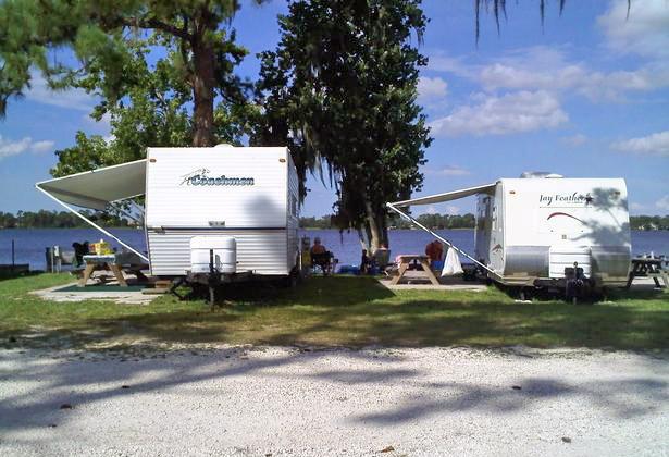 Orlando RV Parks