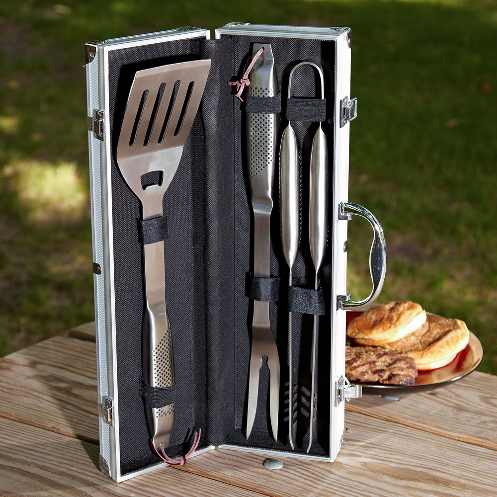 Father's Day RV Gift - Grilling Tool Set