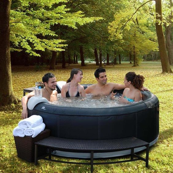 Father's Day RV Gift - Inflatable Portable Hot Tub