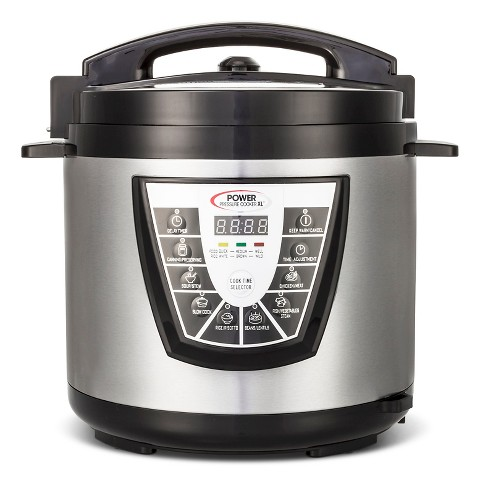 RV Packing List - Power Pressure Cooker