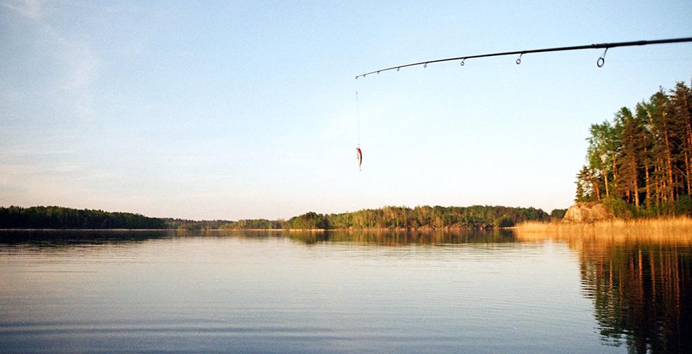 RV Summer Activities - Fishing