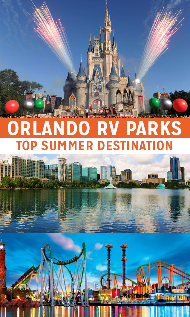 Summer Destinations: Orlando RV Parks