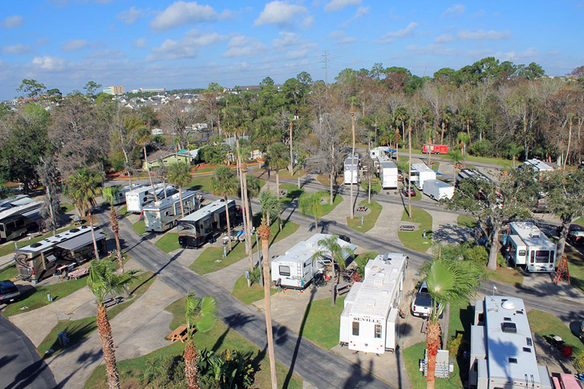 Summer destinations orlando rv parks rv parks for Camping world winter garden fl