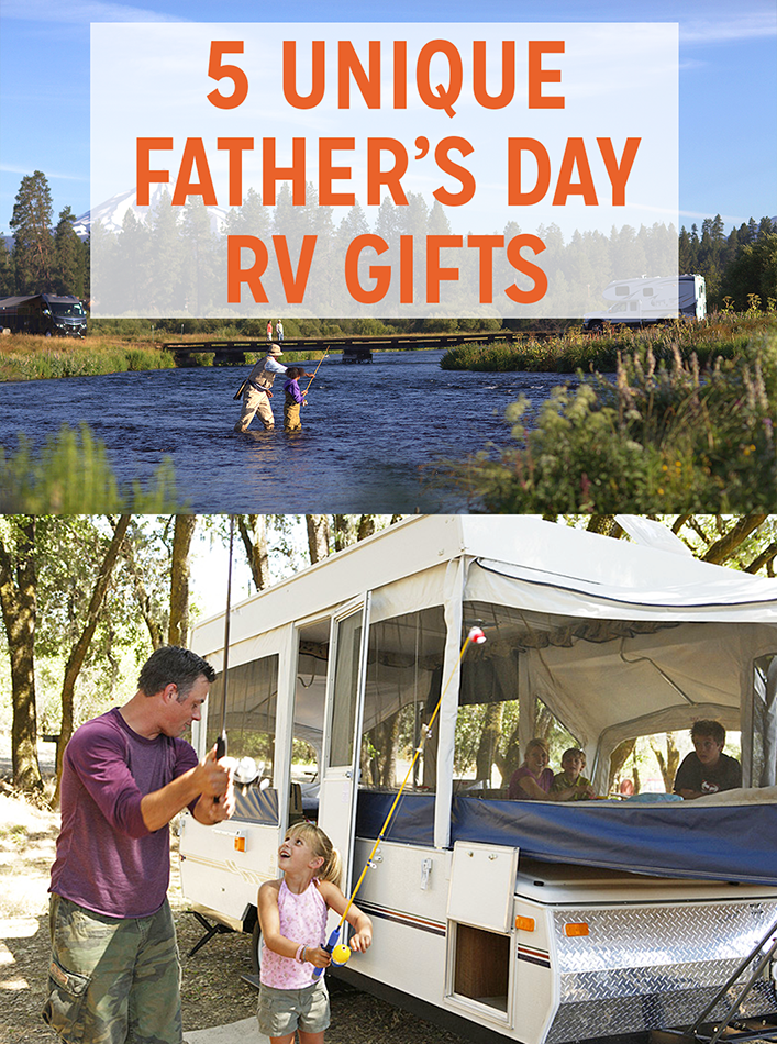 5 Unique Father's Day RV Gifts