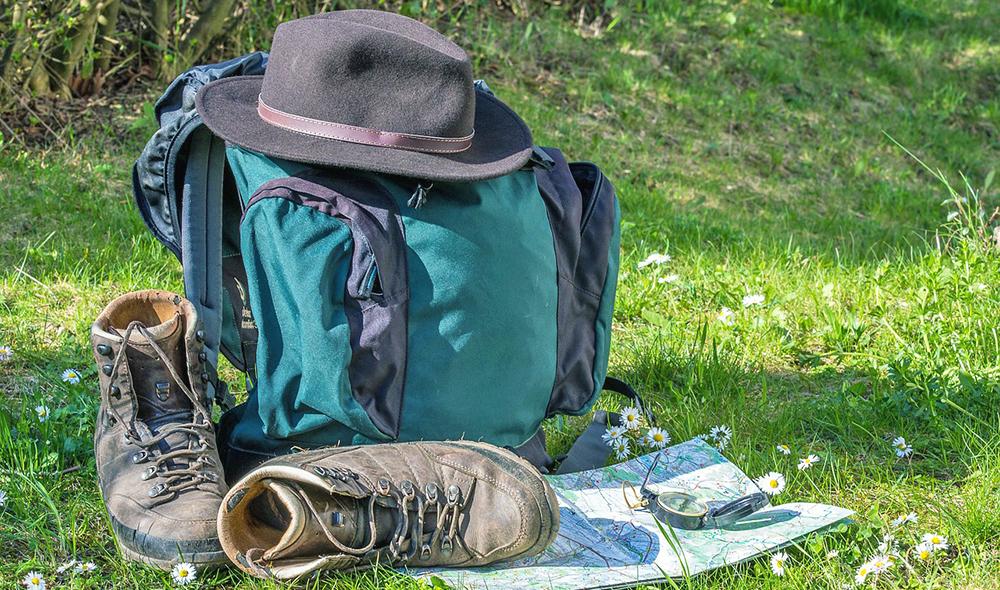 Summer RV Activities - Hiking