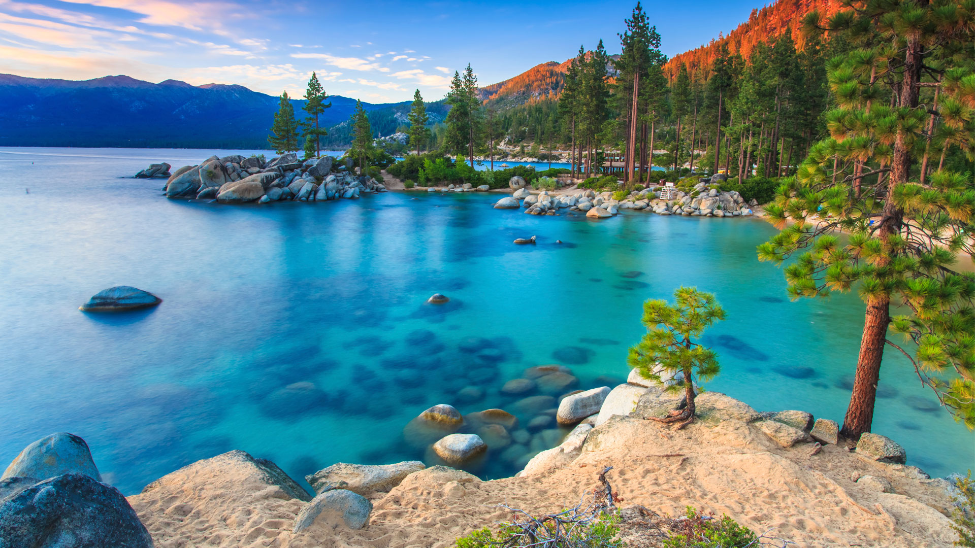 Lake Tahoe RV Parks