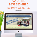 5 Best Designed RV Park Websites: Find out why your site ranks so low