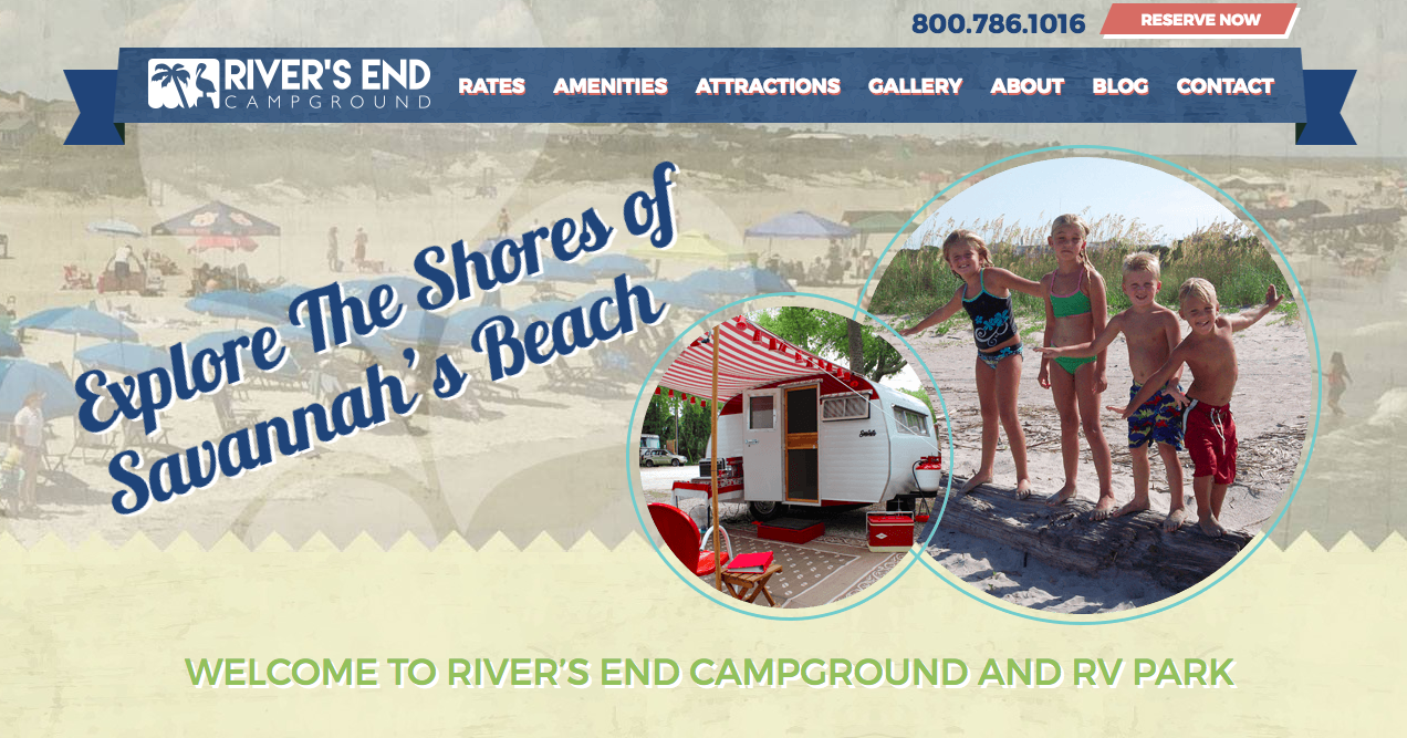 River's End Best RV Websites
