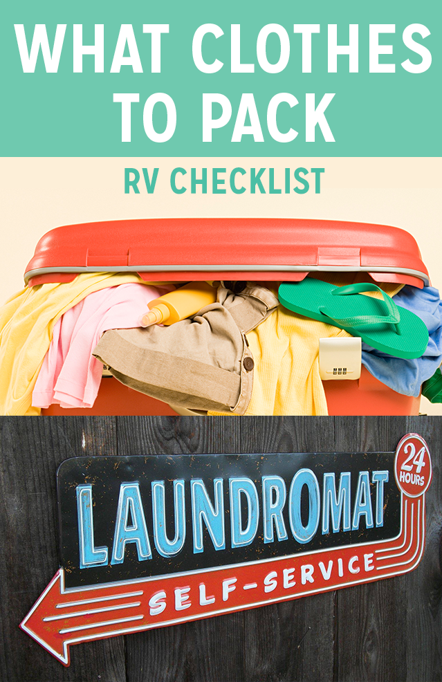 RV Checklist: What to Pack for Your Road Trip