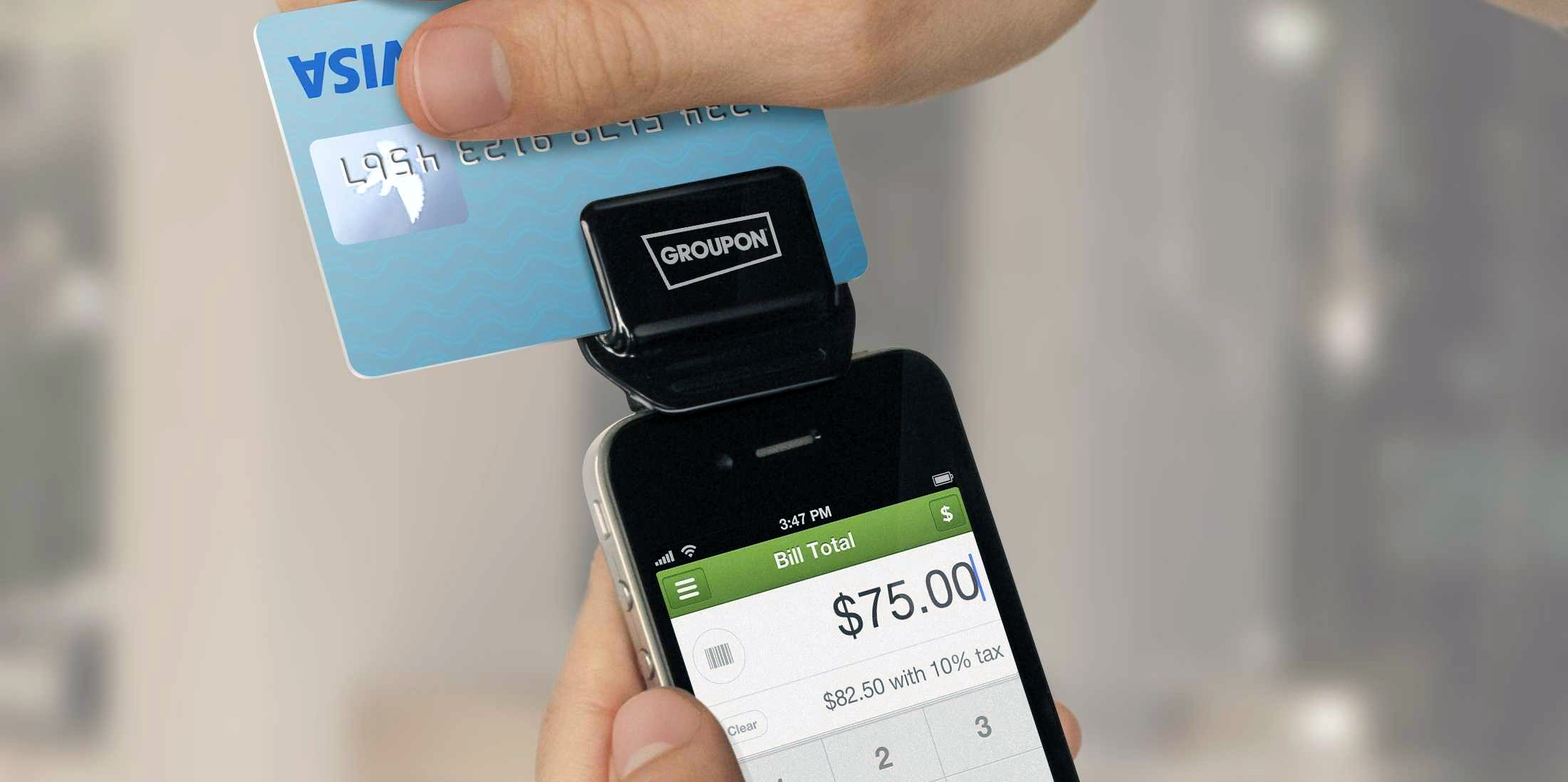 Campground Technology mobile payment
