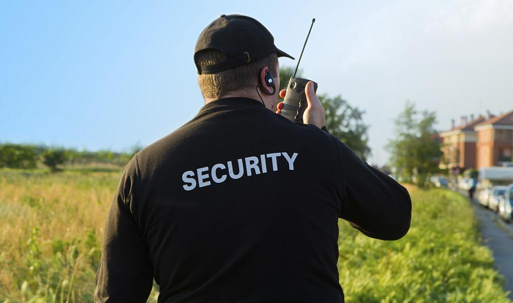 RV park security guard