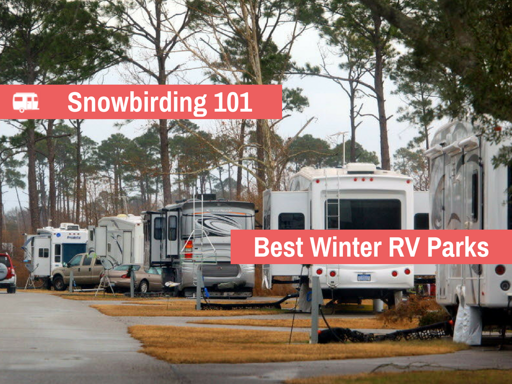 Snowbirding 101: The Best Snowbird RV Parks