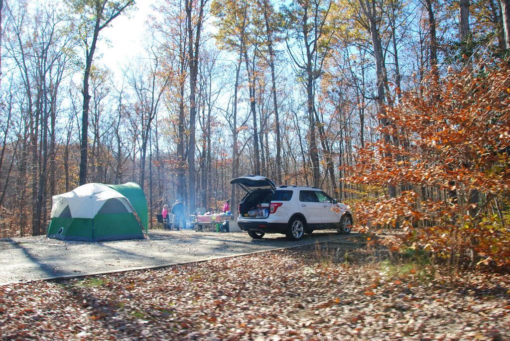 Tips for Staying Warm In A Tent This Fall