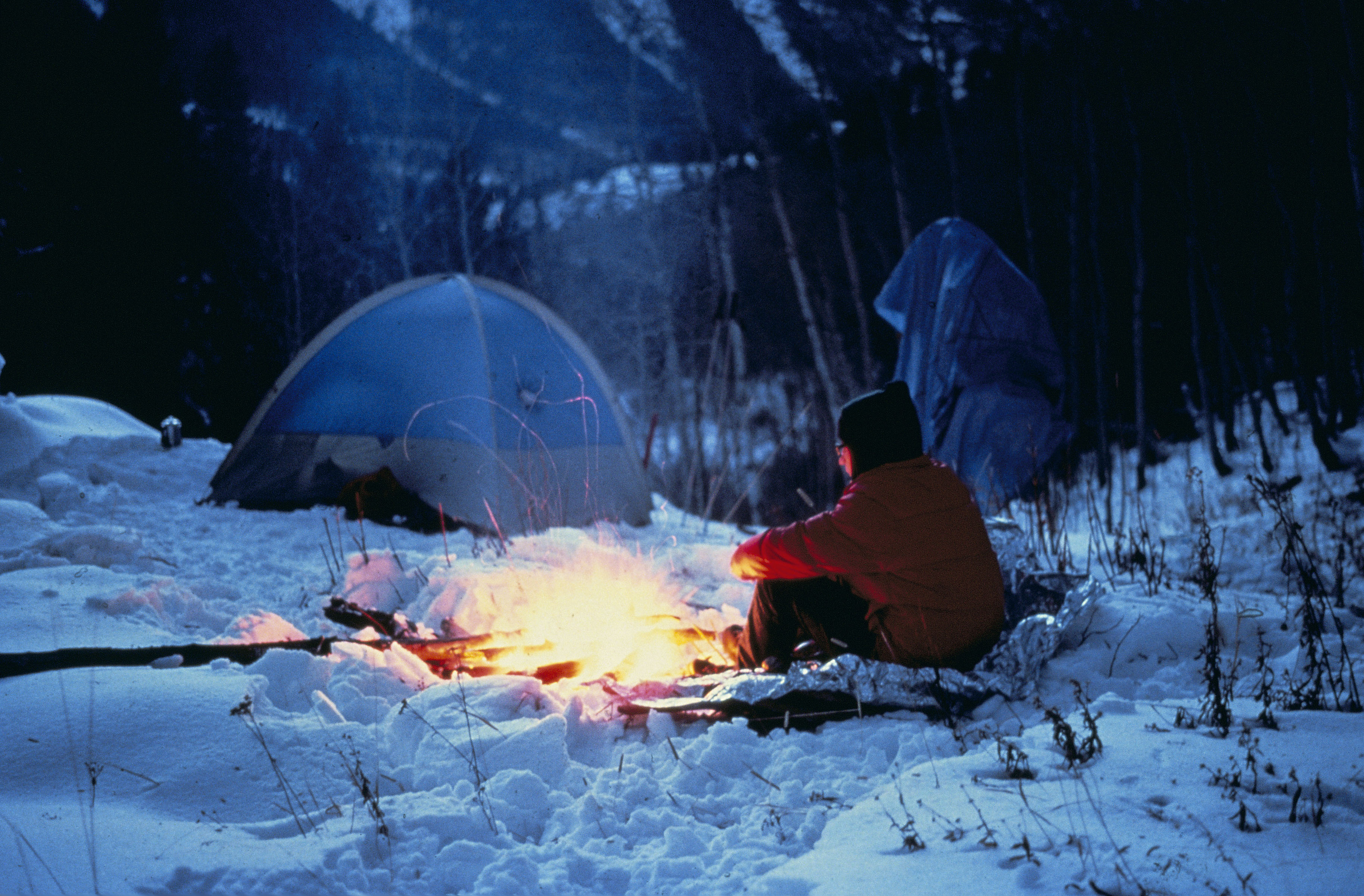 Most Common Winter Camping Myths Debunked