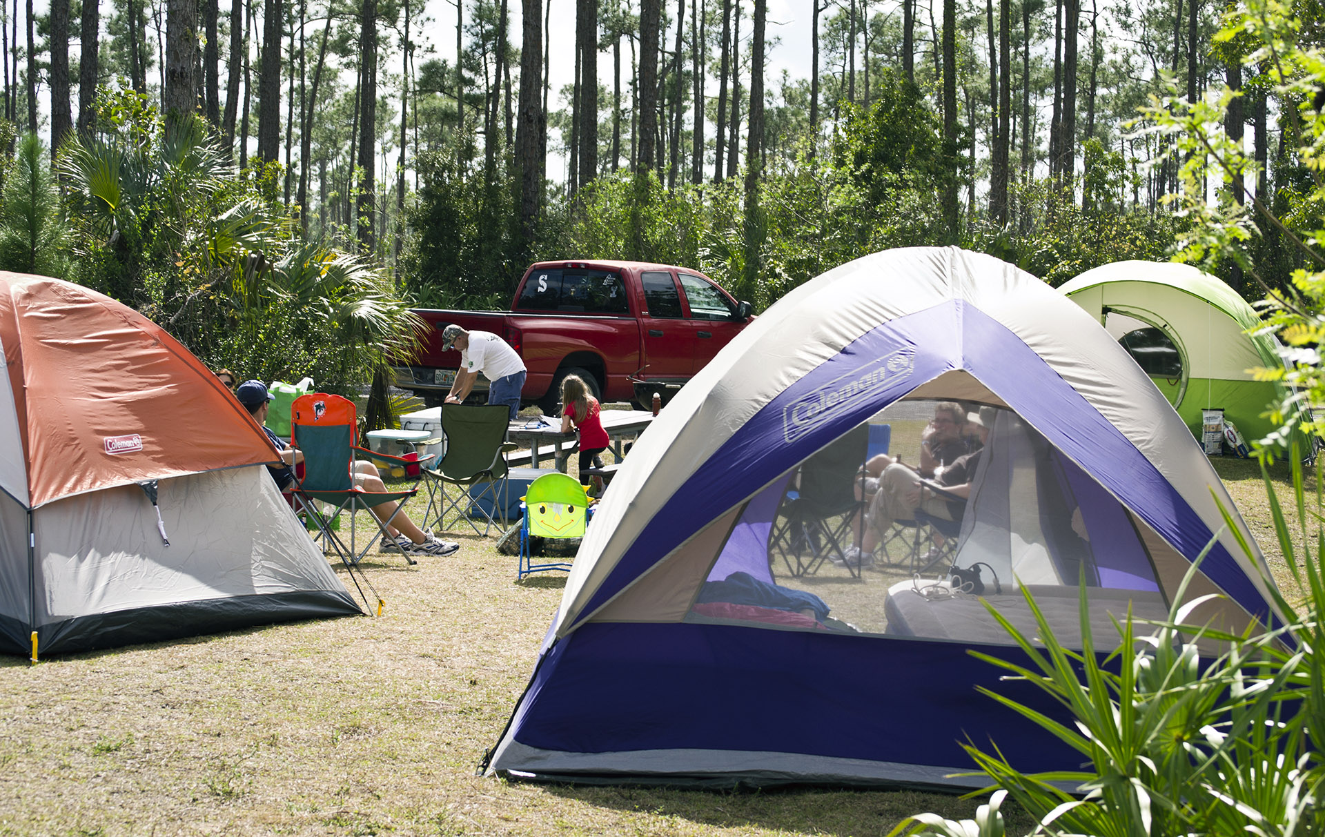5 of the Highest Rated Florida Campgrounds